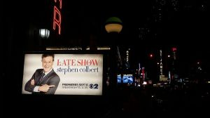 Colbert and Fallon: The divide of comedy styles.